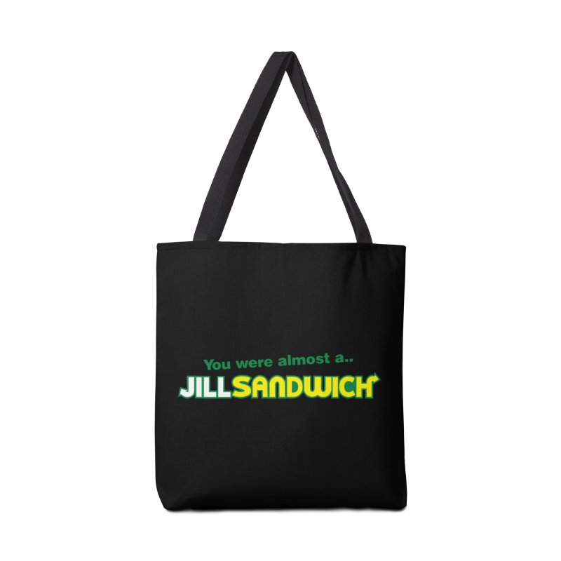 Jill Sandwich Accessories Bag by Daletheskater