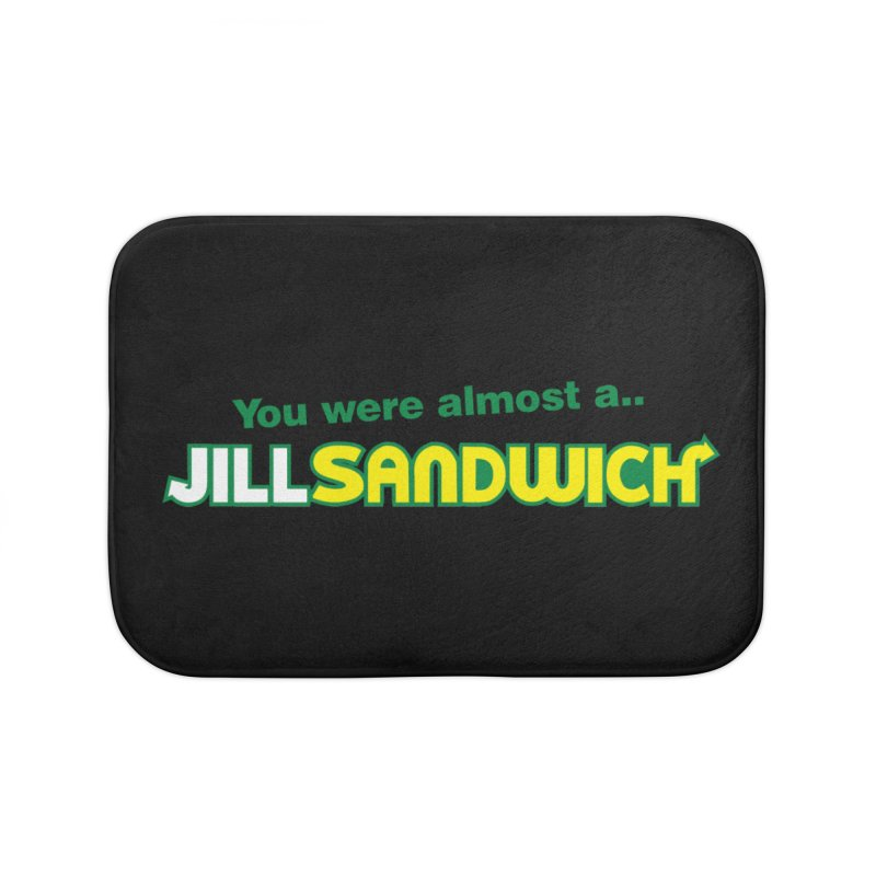 Jill Sandwich Home Bath Mat by Daletheskater