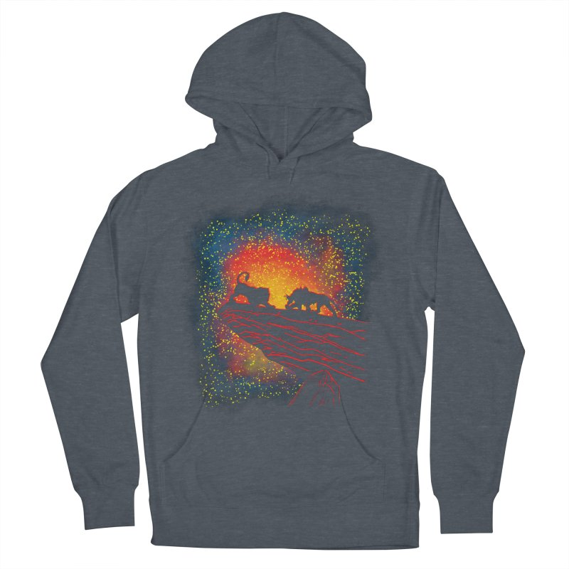I Killed Mufasa Women's French Terry Pullover Hoody by Daletheskater