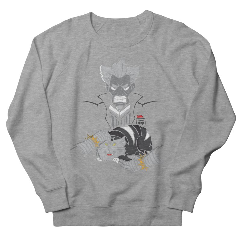 The Mad Father Women's French Terry Sweatshirt by Daletheskater