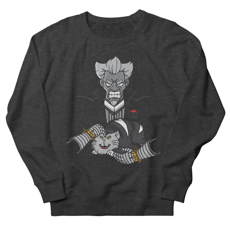 The Mad Father Men's French Terry Sweatshirt by Daletheskater