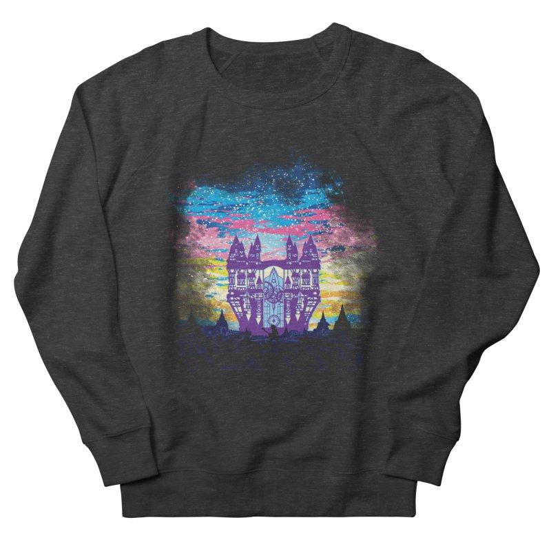 Daybreak Town Women's French Terry Sweatshirt by Daletheskater