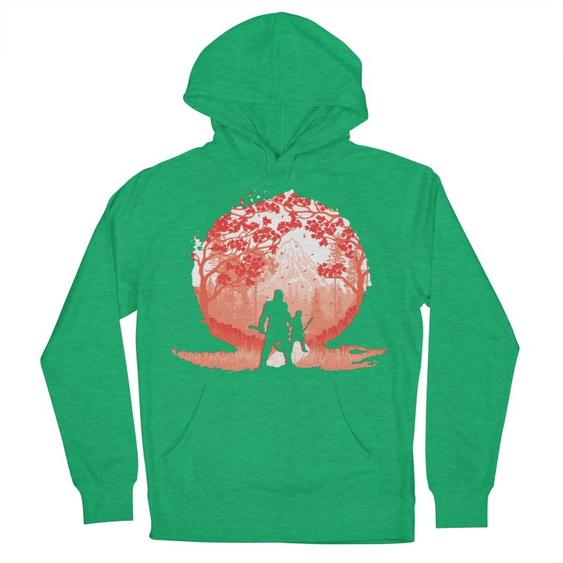 Dangerous World Women's French Terry Pullover Hoody by Daletheskater