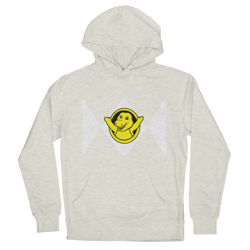 Barney Saurus Women's French Terry Pullover Hoody by Daletheskater