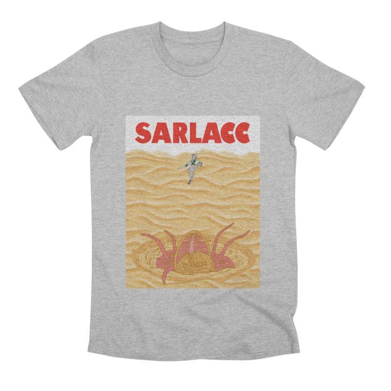 Sarlacc Men's Premium T-Shirt by Daletheskater