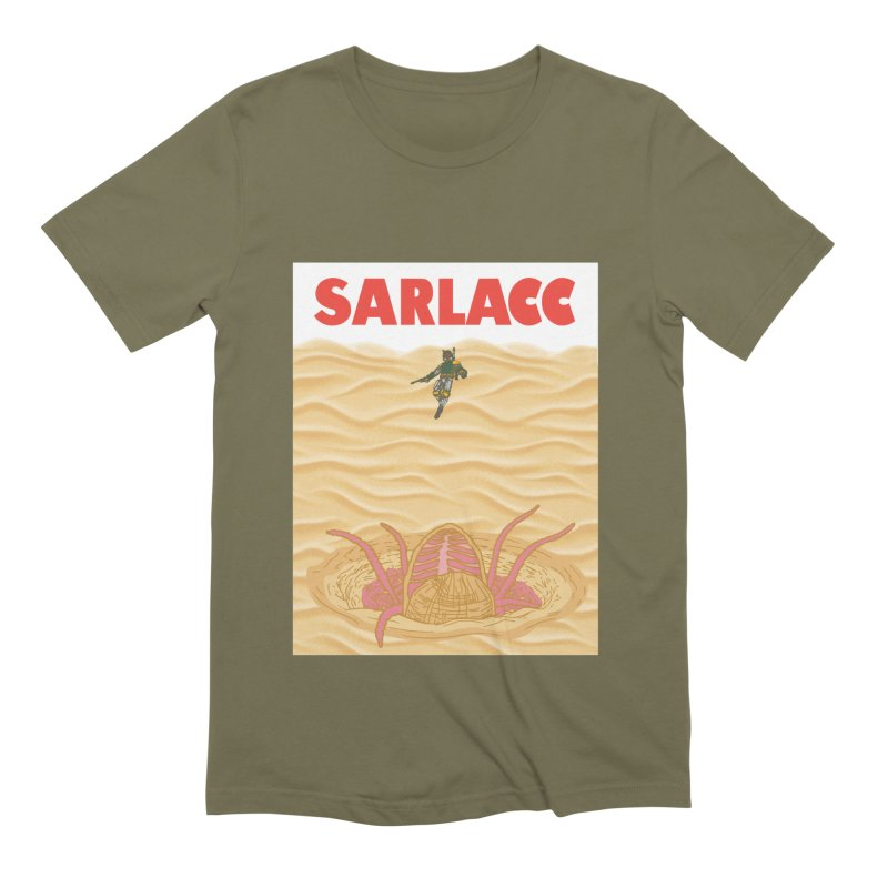 Sarlacc Men's Extra Soft T-Shirt by Daletheskater