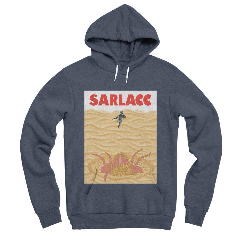 Sarlacc Men's Sponge Fleece Pullover Hoody by Daletheskater