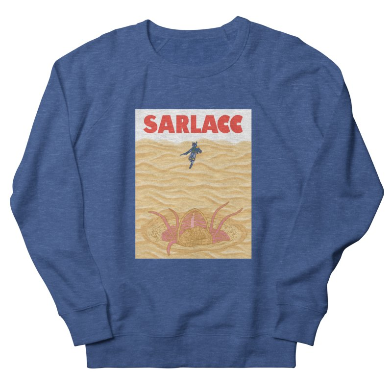 Sarlacc Men's Sweatshirt by Daletheskater