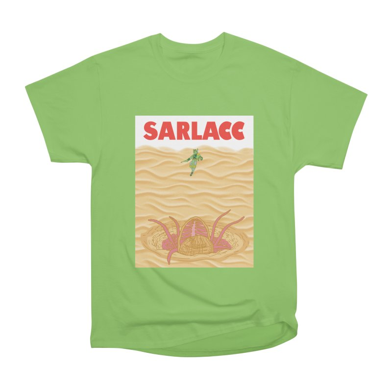 Sarlacc Women's Heavyweight Unisex T-Shirt by Daletheskater