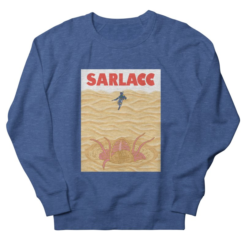 Sarlacc Women's French Terry Sweatshirt by Daletheskater