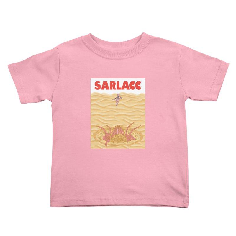 Sarlacc Kids Toddler T-Shirt by Daletheskater