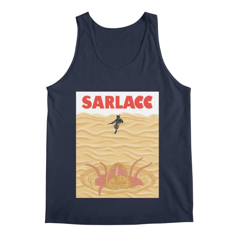 Sarlacc Men's Regular Tank by Daletheskater