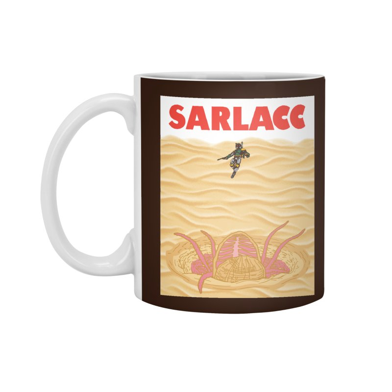 Sarlacc Accessories Standard Mug by Daletheskater