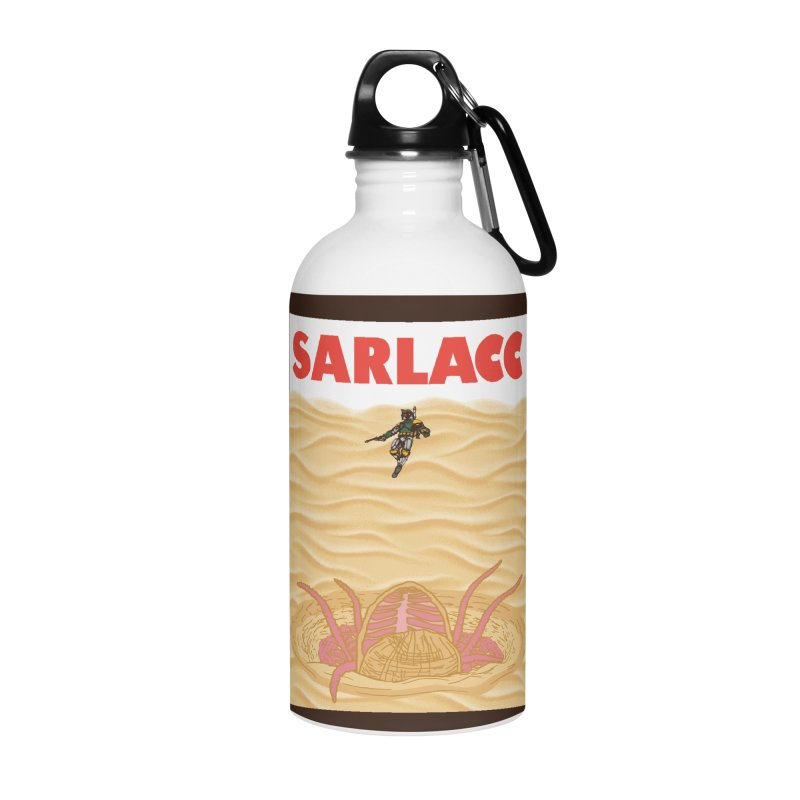 Sarlacc Accessories Water Bottle by Daletheskater