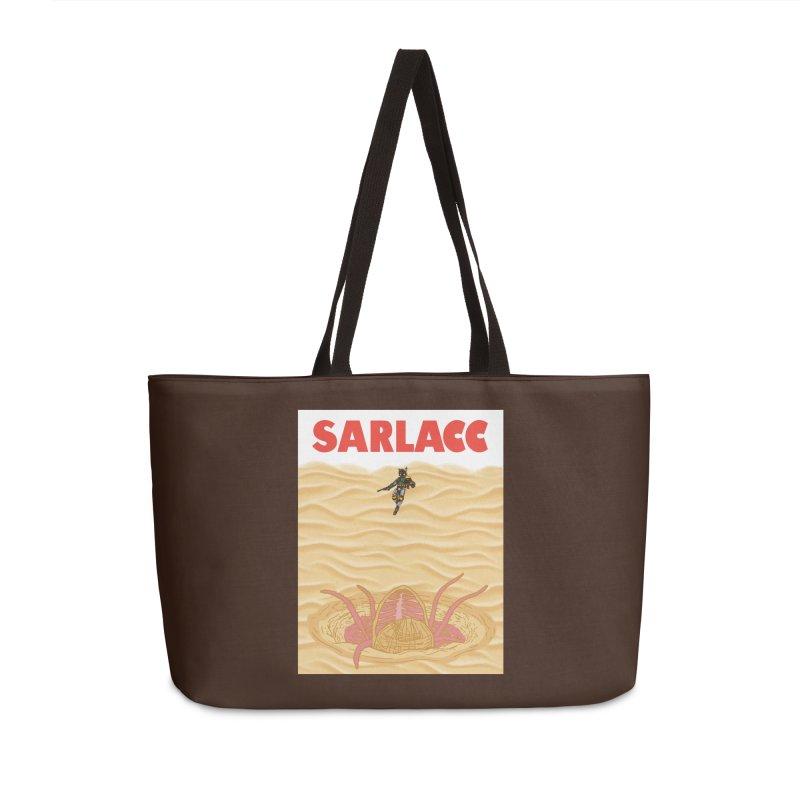 Sarlacc Accessories Weekender Bag Bag by Daletheskater