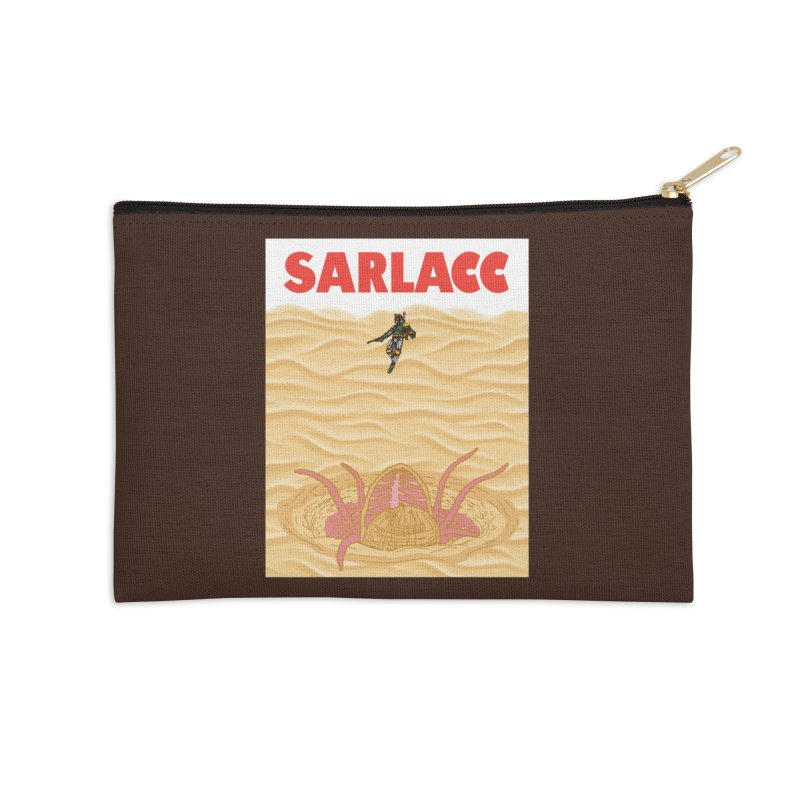 Sarlacc Accessories Zip Pouch by Daletheskater