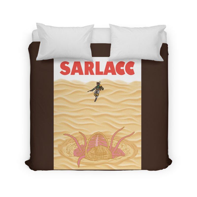 Sarlacc Home Duvet by Daletheskater