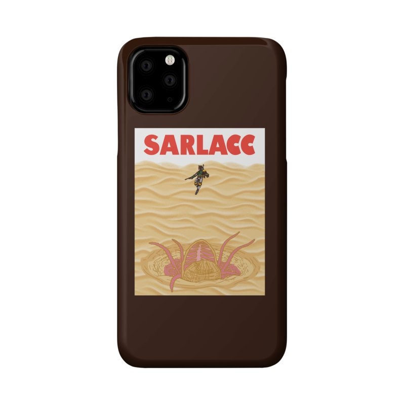 Sarlacc Accessories Phone Case by Daletheskater