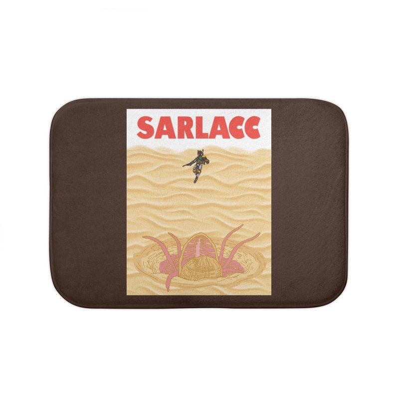 Sarlacc Home Bath Mat by Daletheskater
