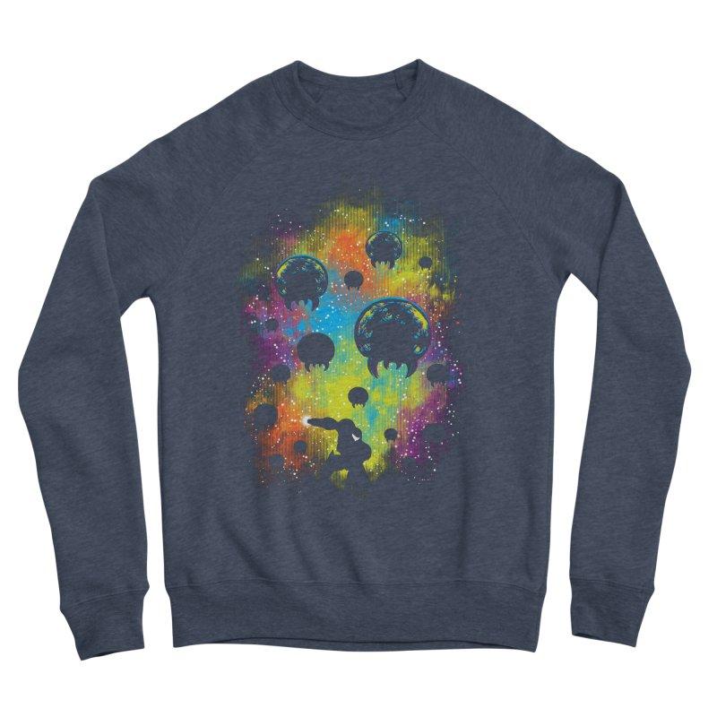 Galactic Warrior Women's Sponge Fleece Sweatshirt by Daletheskater