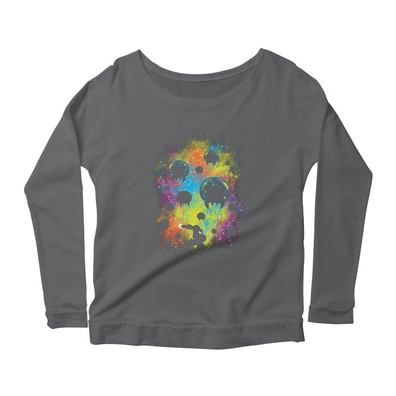 Galactic Warrior Women's Longsleeve T-Shirt by Daletheskater