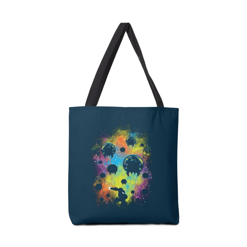 Galactic Warrior Accessories Tote Bag Bag by Daletheskater