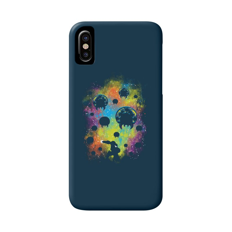 Galactic Warrior Accessories Phone Case by Daletheskater