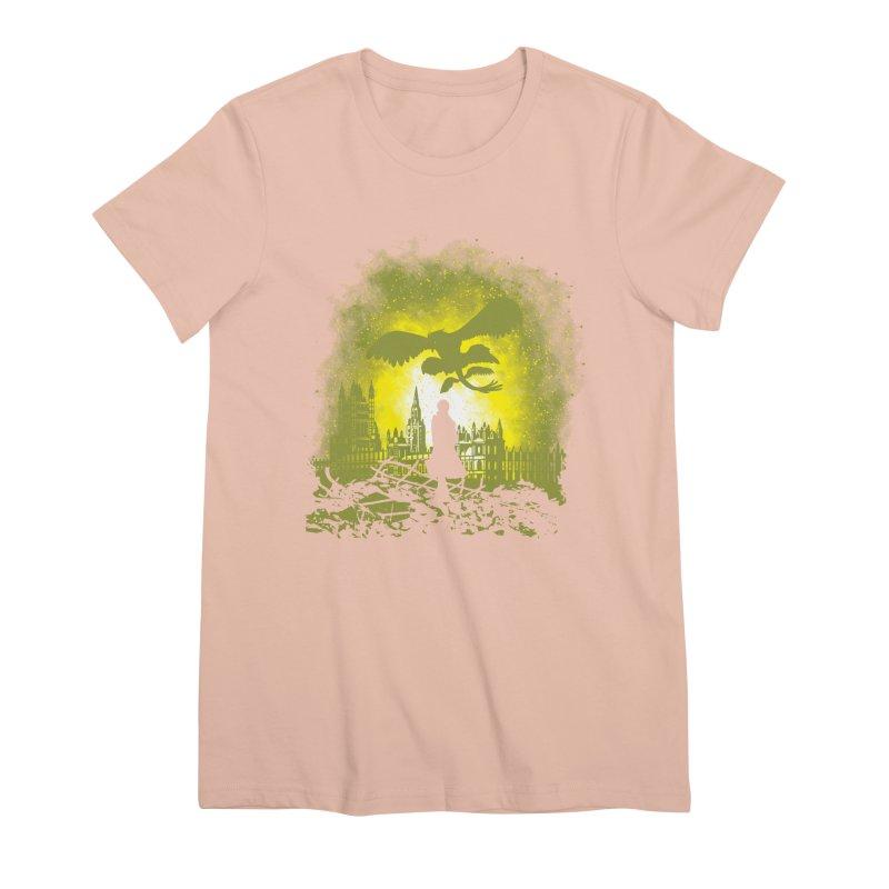 Parallel World Women's Premium T-Shirt by Daletheskater