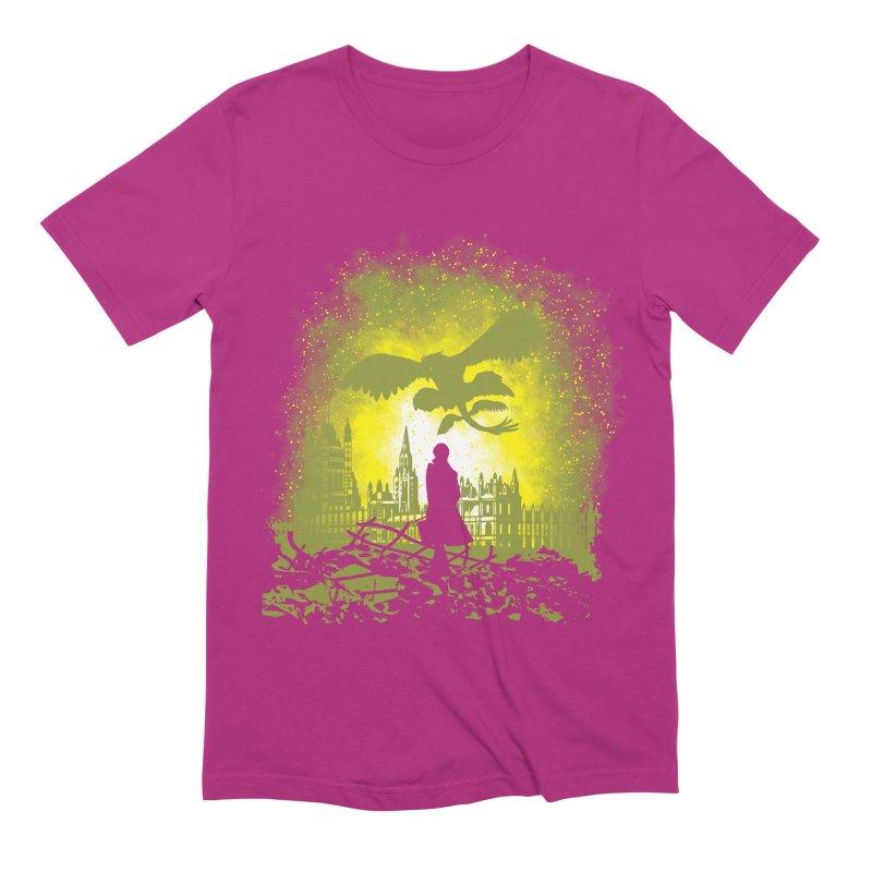 Parallel World Men's Extra Soft T-Shirt by Daletheskater