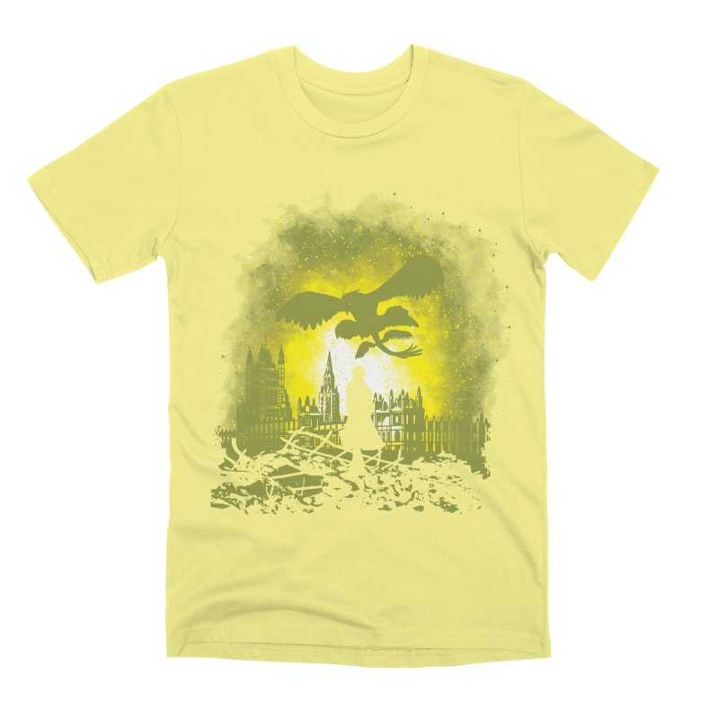 Parallel World Men's Premium T-Shirt by Daletheskater