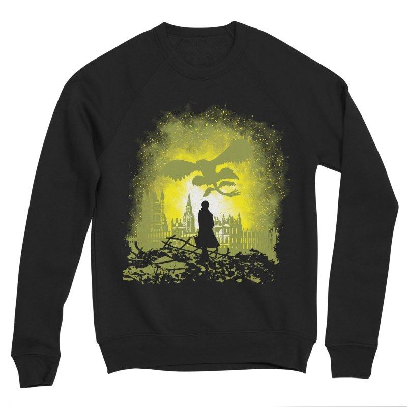 Parallel World Men's Sponge Fleece Sweatshirt by Daletheskater