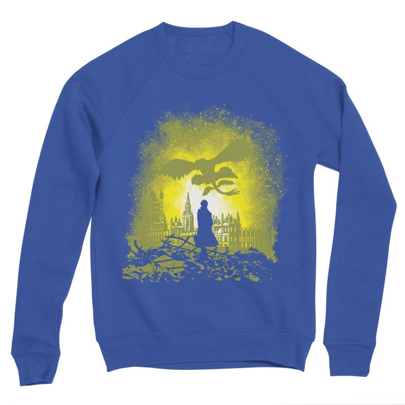 Parallel World Women's Sponge Fleece Sweatshirt by Daletheskater