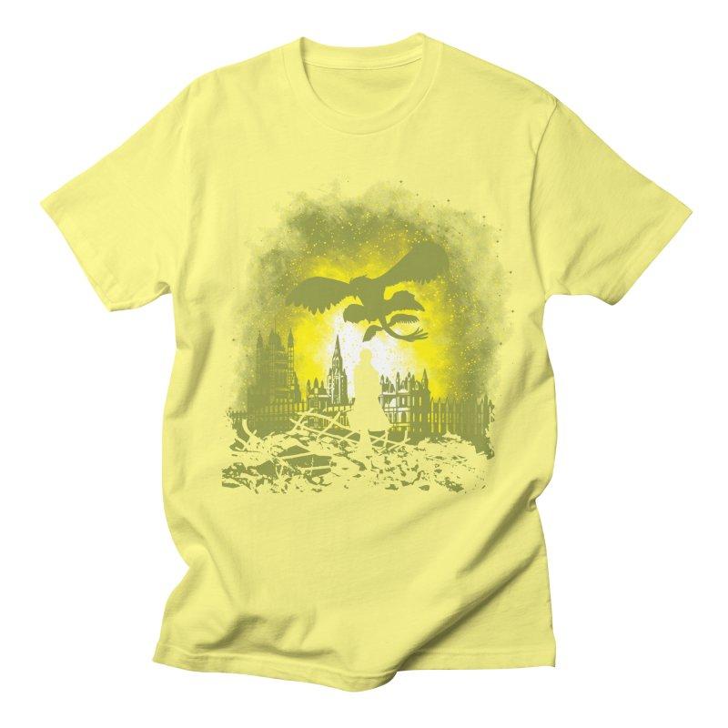 Parallel World Men's Regular T-Shirt by Daletheskater