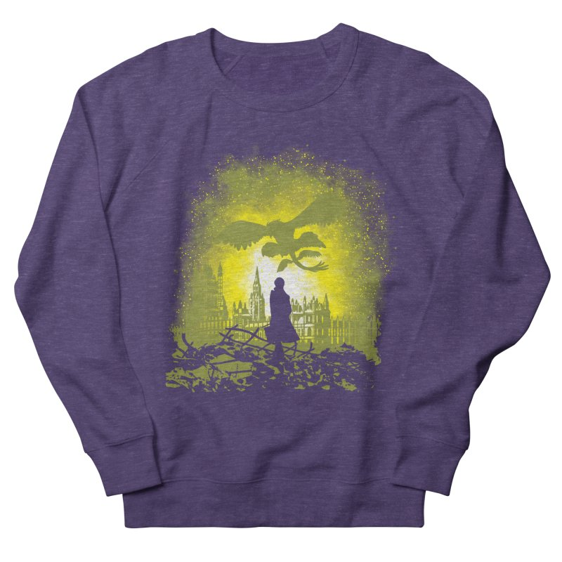 Parallel World Women's French Terry Sweatshirt by Daletheskater