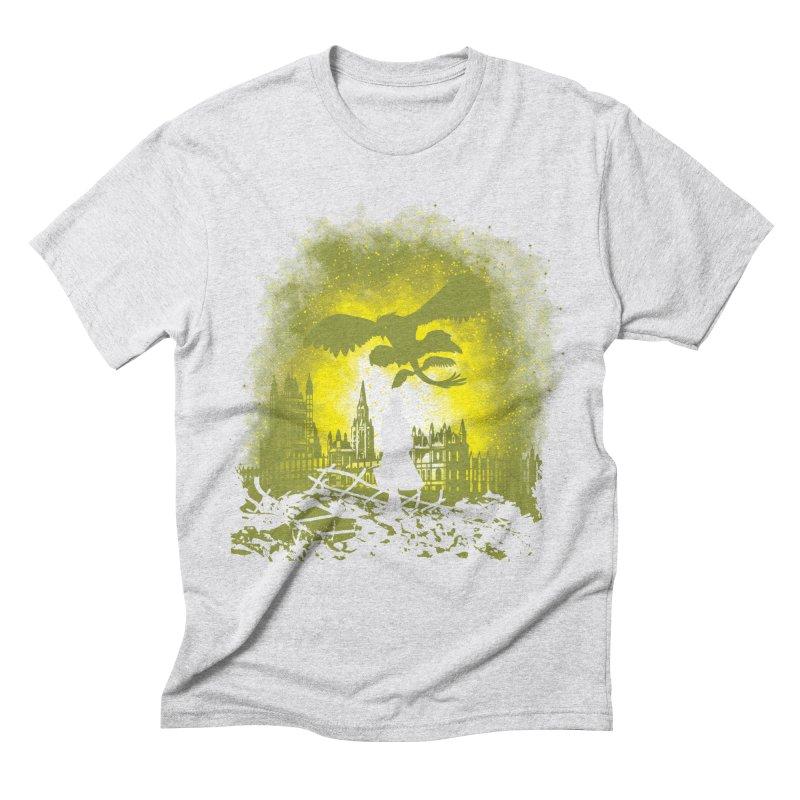 Parallel World Men's Triblend T-Shirt by Daletheskater