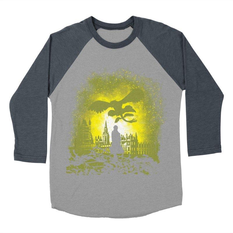 Parallel World Men's Baseball Triblend Longsleeve T-Shirt by Daletheskater