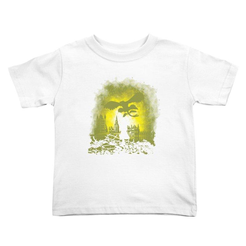 Parallel World Kids Toddler T-Shirt by Daletheskater