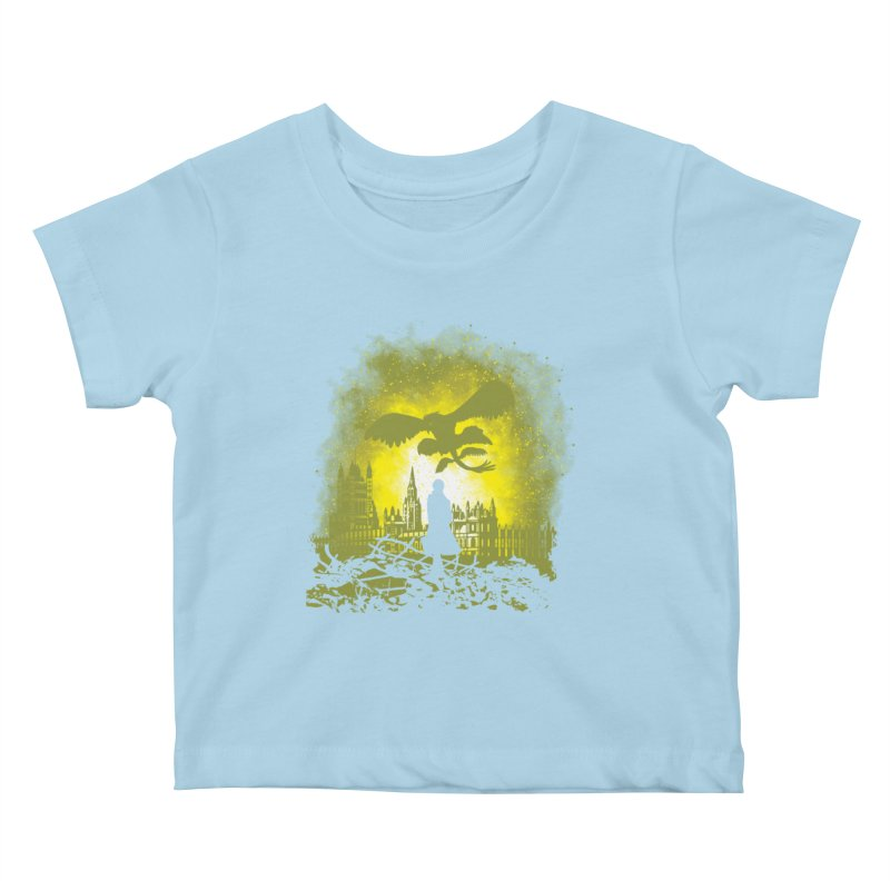 Parallel World Kids Baby T-Shirt by Daletheskater