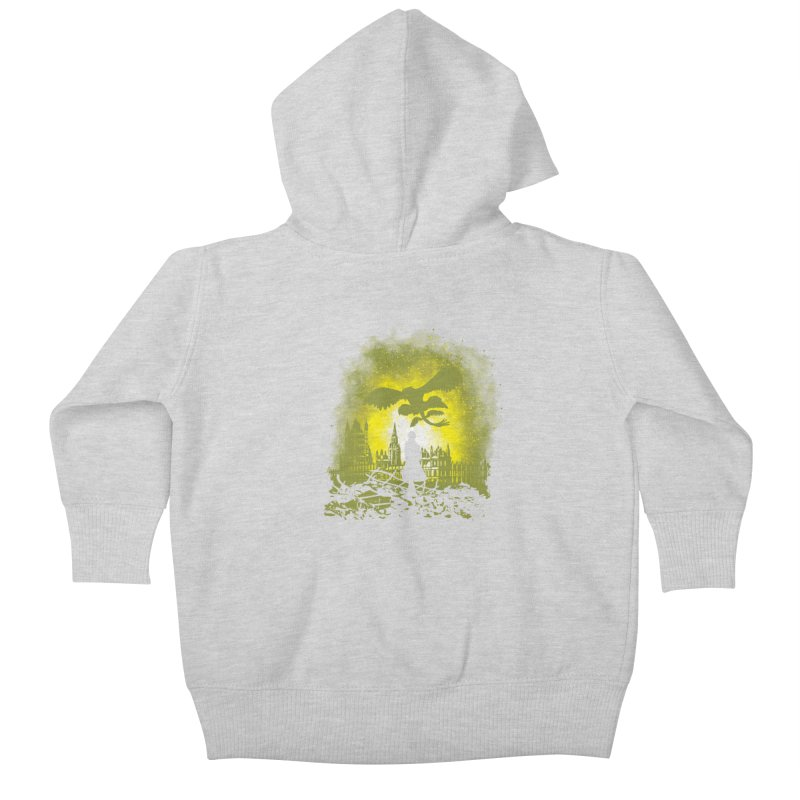 Parallel World Kids Baby Zip-Up Hoody by Daletheskater