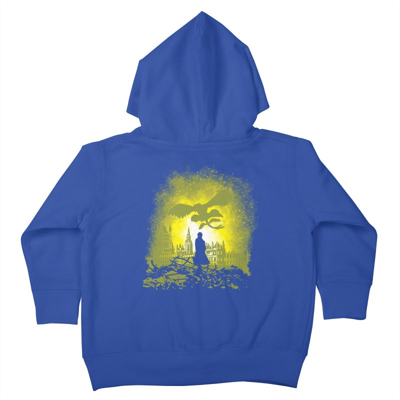 Parallel World Kids Toddler Zip-Up Hoody by Daletheskater
