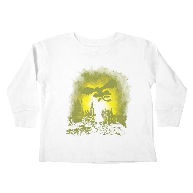 Parallel World Kids Toddler Longsleeve T-Shirt by Daletheskater