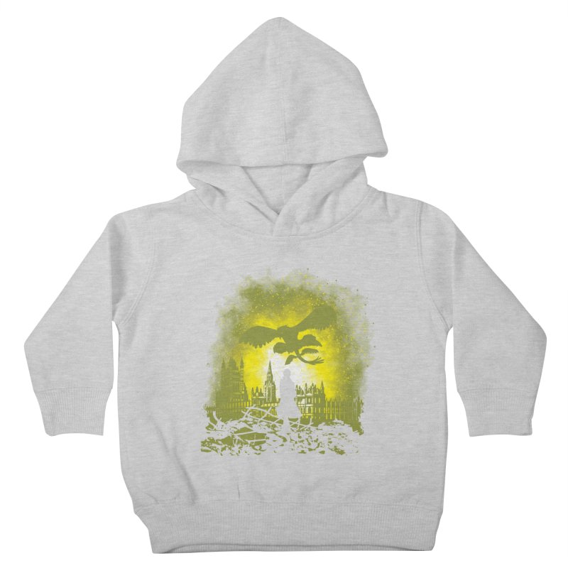 Parallel World Kids Toddler Pullover Hoody by Daletheskater