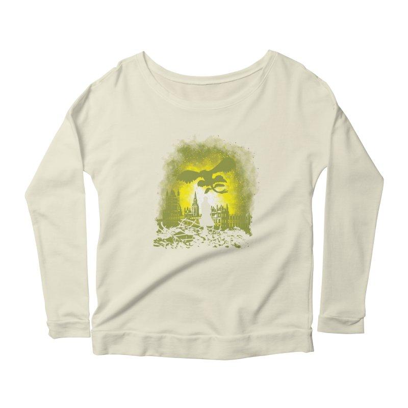 Parallel World Women's Scoop Neck Longsleeve T-Shirt by Daletheskater