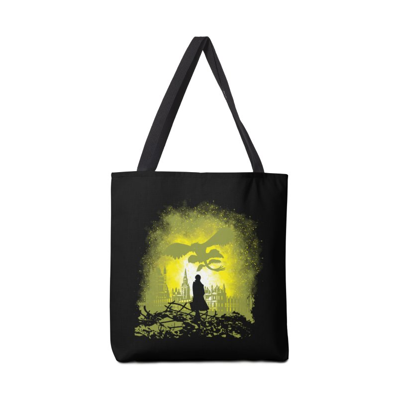 Parallel World Accessories Tote Bag Bag by Daletheskater