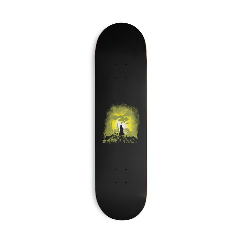 Parallel World Accessories Deck Only Skateboard by Daletheskater