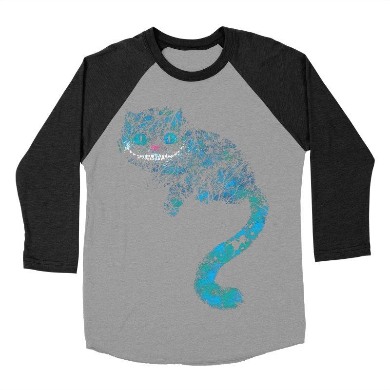Dreamstate Men's Baseball Triblend Longsleeve T-Shirt by Daletheskater