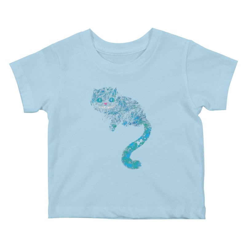 Dreamstate Kids Baby T-Shirt by Daletheskater
