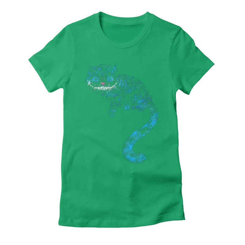 Dreamstate Women's Fitted T-Shirt by Daletheskater