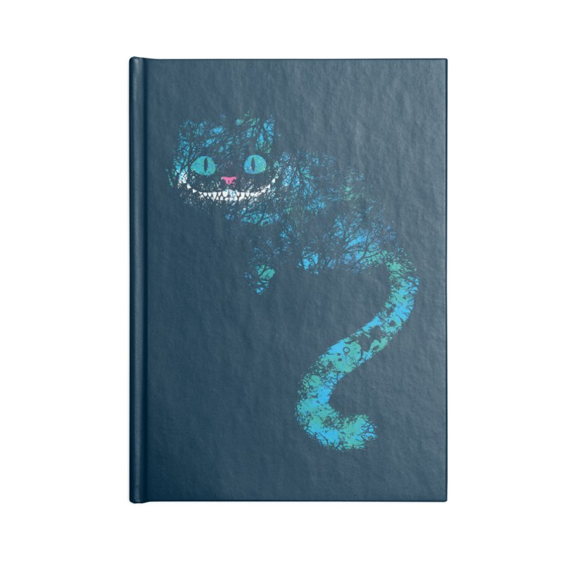 Dreamstate Accessories Blank Journal Notebook by Daletheskater