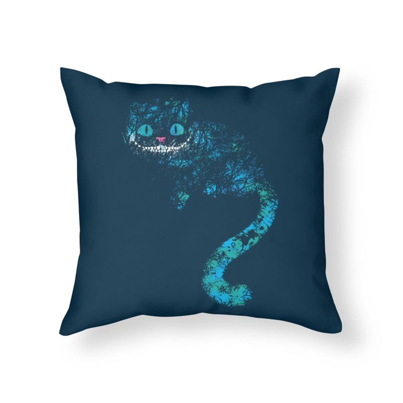 Dreamstate Home Throw Pillow by Daletheskater